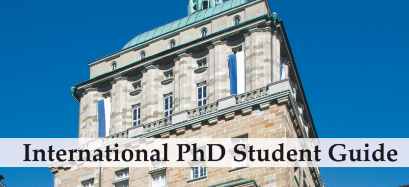 International PhD Student Guide