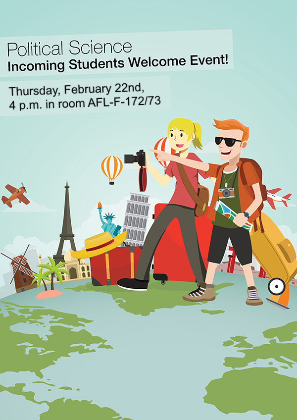 Incoming student event